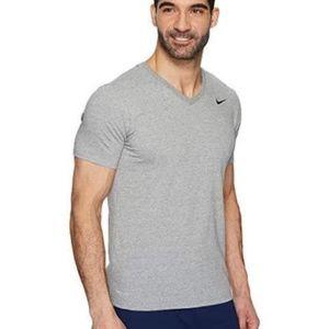 NWOT Nike Dry V‑Neck Training T‑Shirt
